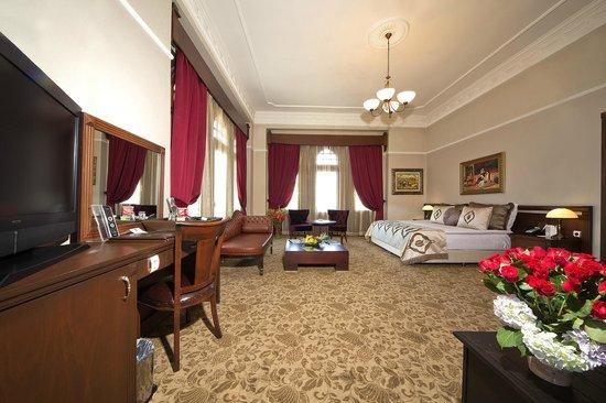 Corner Suite Picture Of Legacy Ottoman Hotel Istanbul Tripadvisor