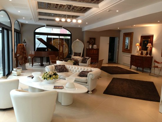 Hotel Restaurant du Parc: Pour se relaxer