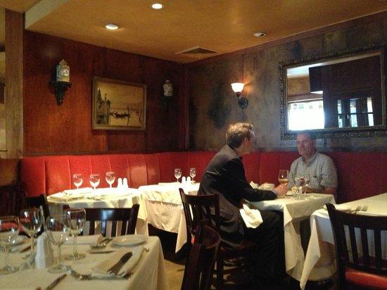 Giovanni Venti Cinque Restaurant: ambiente muito gostoso