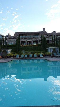 روزوود ساند هيل: Pool, early morning