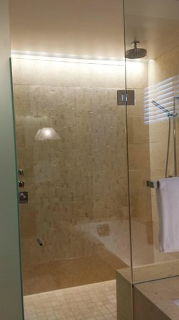 Rosewood Sand Hill: Shower