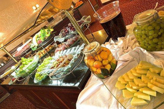 Restaurant Picture Of Legacy Ottoman Hotel Istanbul Tripadvisor