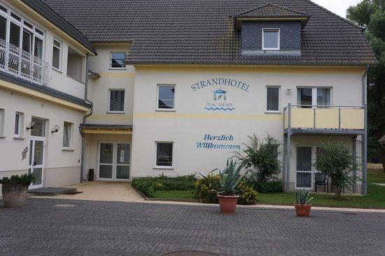 Strandhotel Plau am See