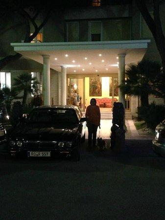 Hotel Miami Beach: Ingresso