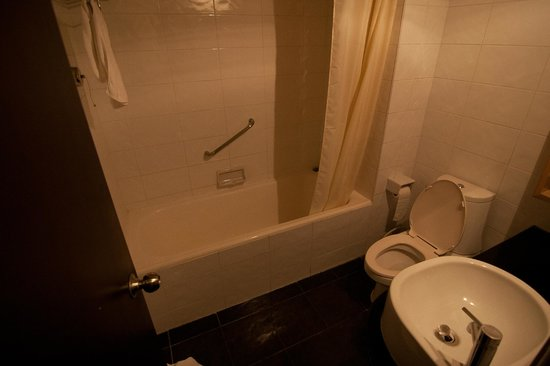 Rose Hotel: Il bagno