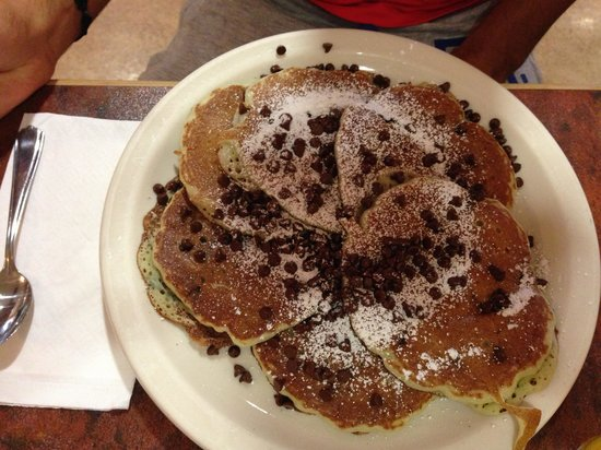 Original Pancake House: Chocolate pancake