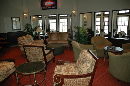 The Palm Room Bar and Grill: Spectacular Bay Views
