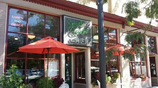 Sweet Creams Cafe: sweet creams