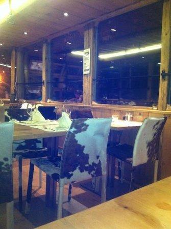 Restaurant Gondolezza: Interno