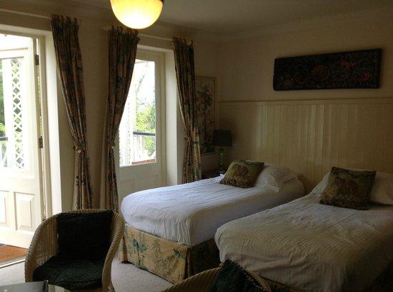The Orestone Manor : bedroom