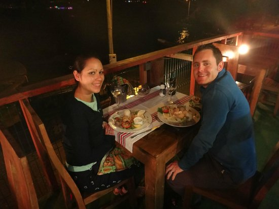 La Taverne du Pecheur: A lovely meal