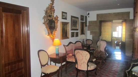 Hotel Museo Los Infantes: First floor