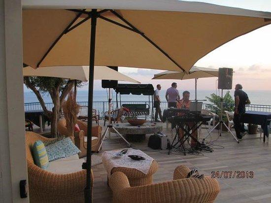 terrazza martini hotel piccolo mondo - Picture of Hotel Piccolo ...