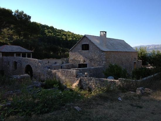 Lovrecina Bay: Roman Villa Lovrečina