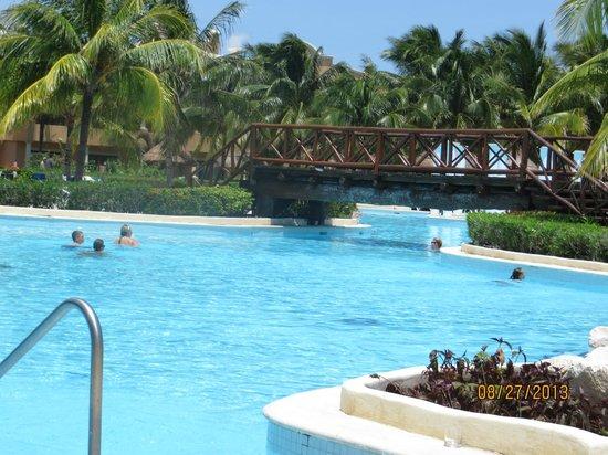 Riviera pool foto de trs yucatan hotel akumal tripadvisor - Riviera pool ...
