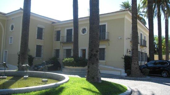 Hotel Villa Jerez: Pretty!