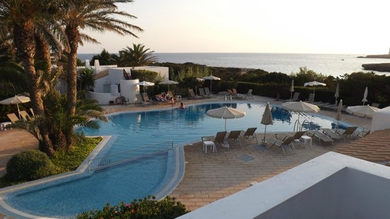 Grupotel Aldea Cala'n Bosch: View from the balcony
