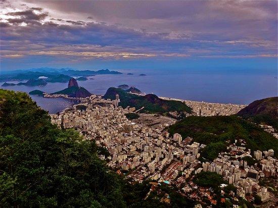 Pousada Barra Sol: Rio