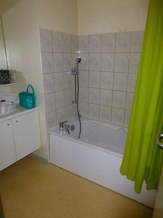 Appart'hotel Lido Gérardmer : SDB