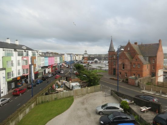 Antrim House : View of Portrush