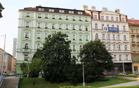 Green Garden Hotel: Отель