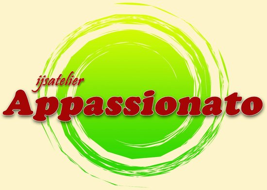 Appassionato IJsatelier : Logo