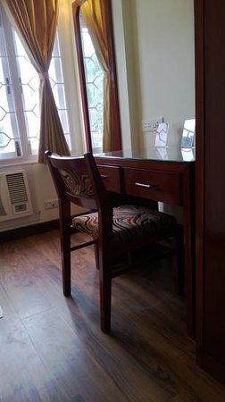 The Cindrella Hotel: Hotel furniture