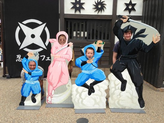 NHK Studio Park: Obviously for younger kids....
