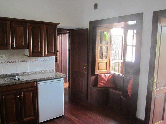 Casa Rural Los Helechos: Dining room