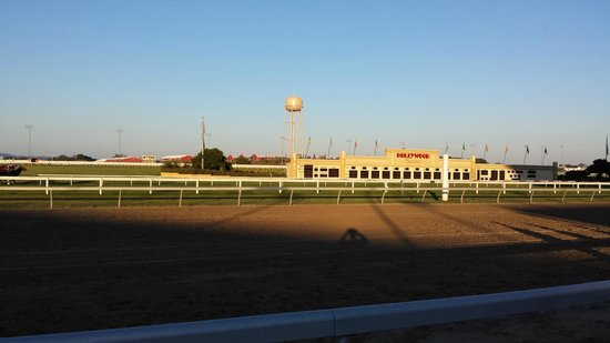 Grantville, Pensylwania: Finish Line Penn National Race Track Hollywood Casino
