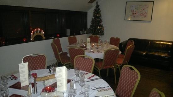 Brazils Restaurant: Christmas party time