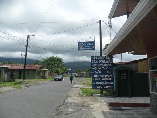 Cabinas Las Palmas