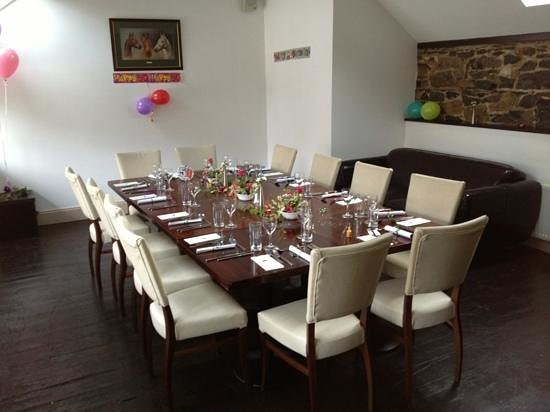 Brazils Restaurant: private party rooms