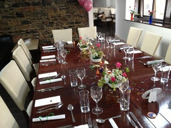 Brazils Restaurant: private function room