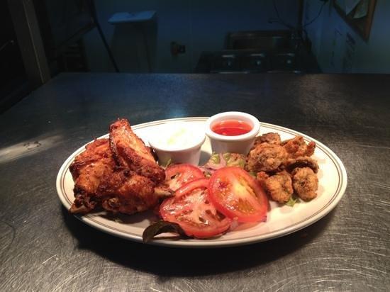 Brazils Restaurant: share a platter