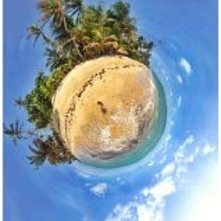 Little Corn Beach and Bungalow: Little Corn Island Cocal Beach
