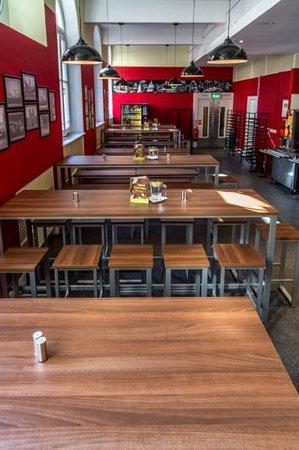YHA London St Pauls: new restaurant