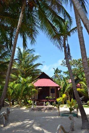 Little Corn Beach and Bungalow: Your private cabin
