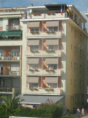 Hotel Ancora Riviera: Außenansicht