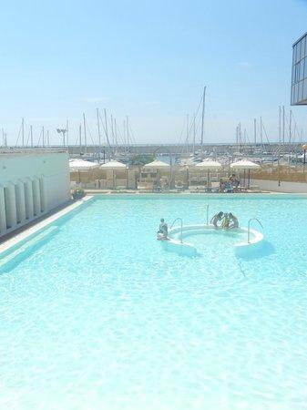Hotel Ancora Riviera : Pool