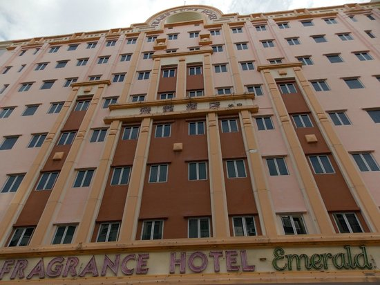 Fragrance Hotel - Emerald: hotel