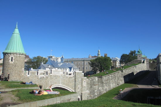 Fortifications of Quebec National Historic Site