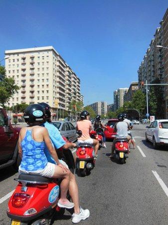 Via Vespa Rent a scooter : Vespas