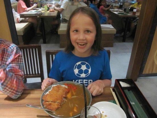 Sushi Tei - VivoCity: Bring on the katsu-curry