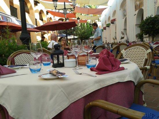 Italian Restaurant Villa Paradiso : General View