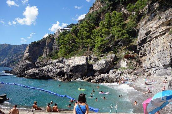 Hotel Le Sirene : Gavitella beach