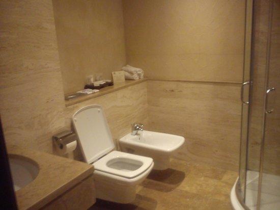 Thracia Hotel: Baño