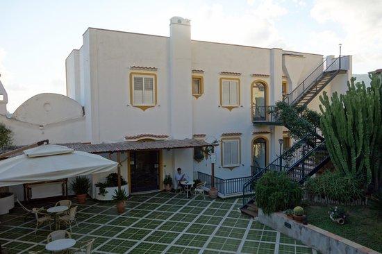 Hotel Le Sirene : Hôtel Le Sirène