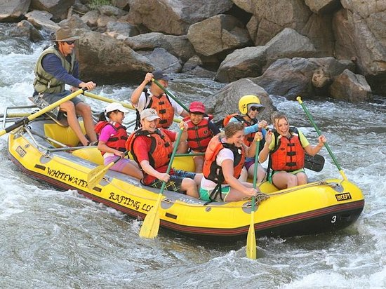 Whitewater Rafting, LLC: Rafting - 8/19/13