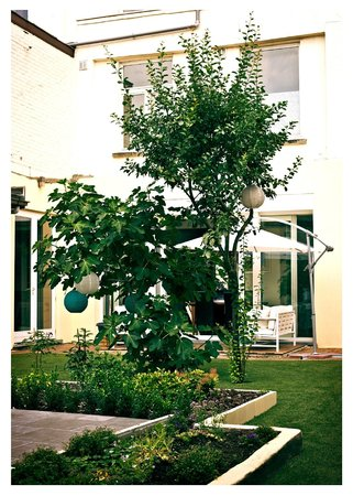 The Townhouse: Garden